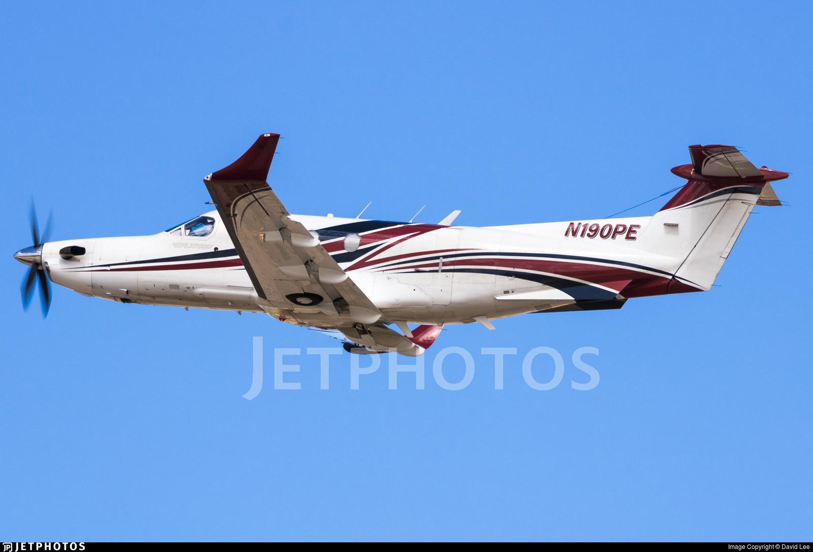 N190PE - Pilatus PC-12/45 - United States - Department of Interior