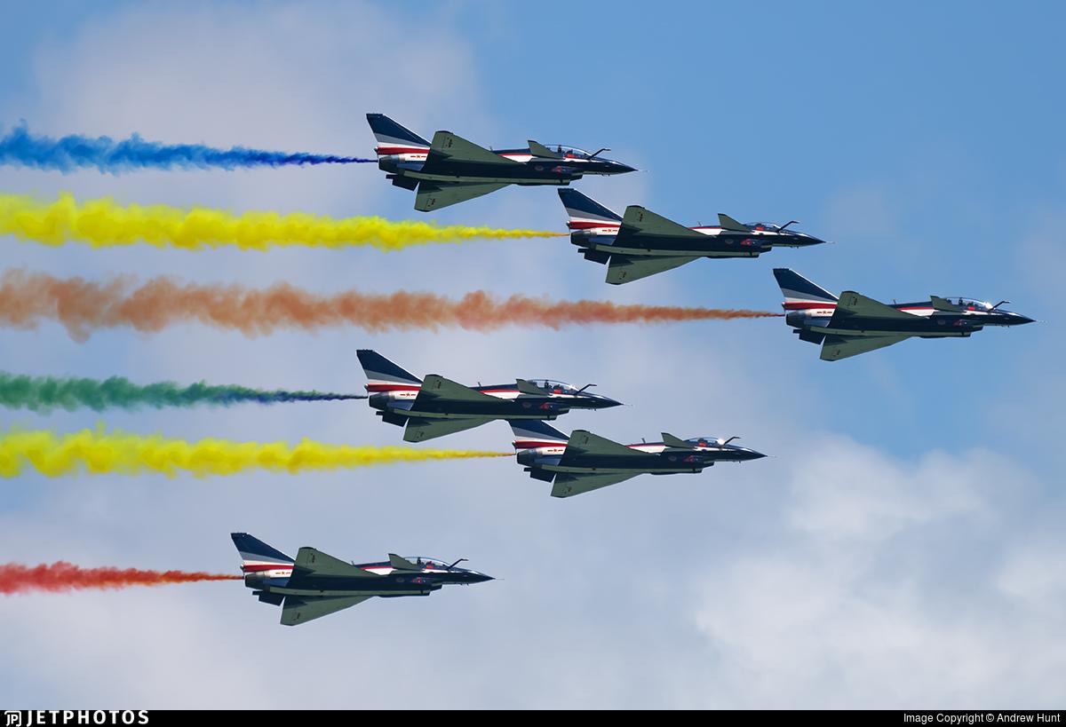 07 - Chengdu J10AY - China - Air Force