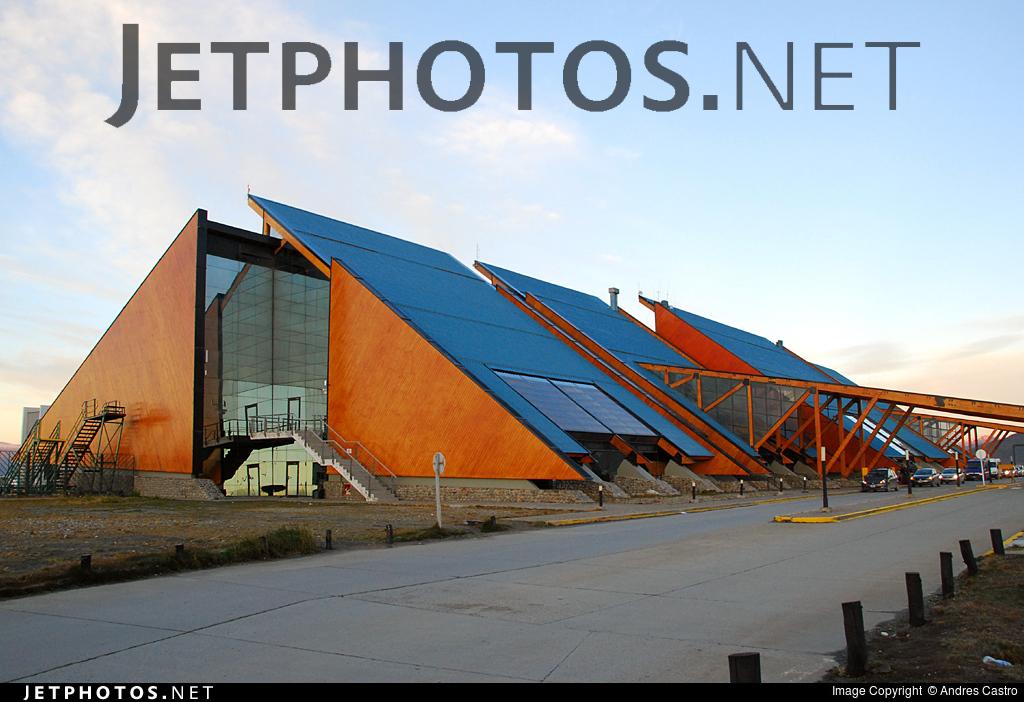 SAWH - Airport - Terminal