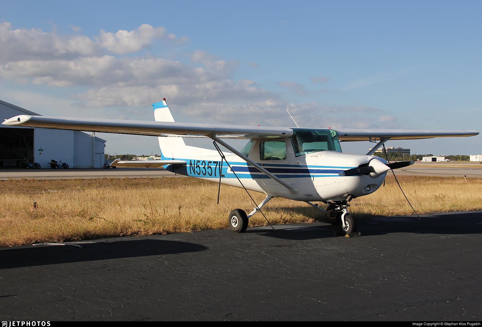 N5357L - Cessna 152 - Private