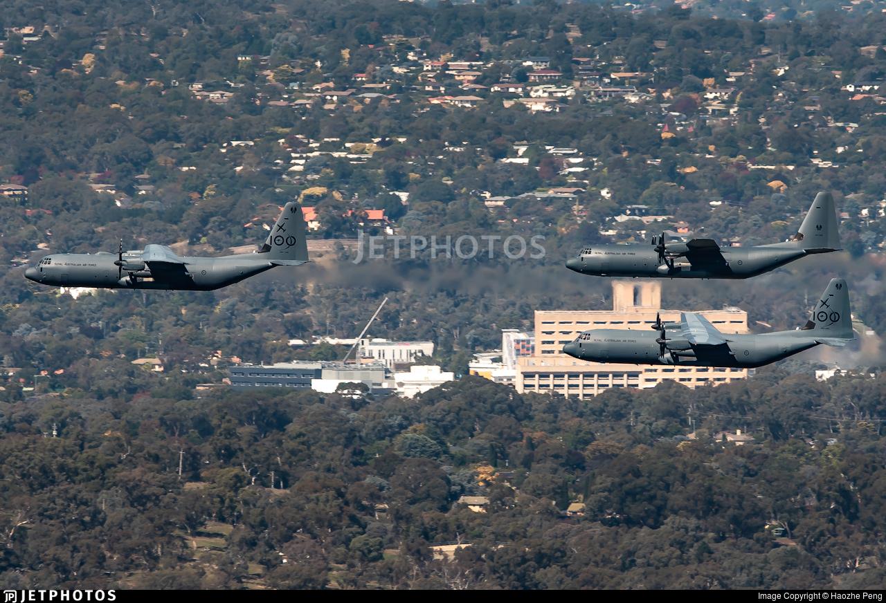 A97-448 - Lockheed Martin C-130J-30 Hercules - Australia - Royal Australian Air Force (RAAF)