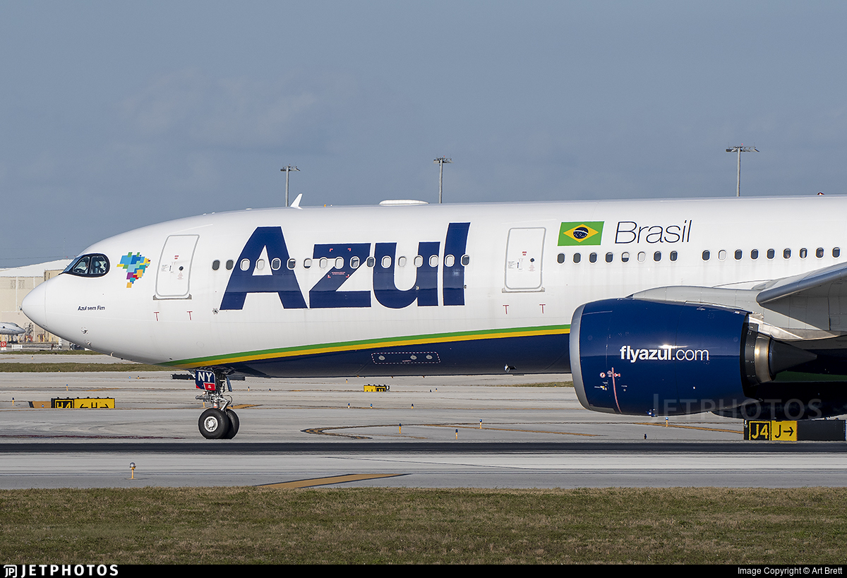 PR-ANY - Airbus A330-941 - Azul Linhas Aéreas Brasileiras