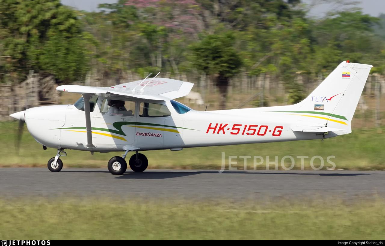 HK-5150-G - Cessna 172P Skyhawk II - Fundación Educativa Tecnológica  Aeronáutica F.E.T.A
