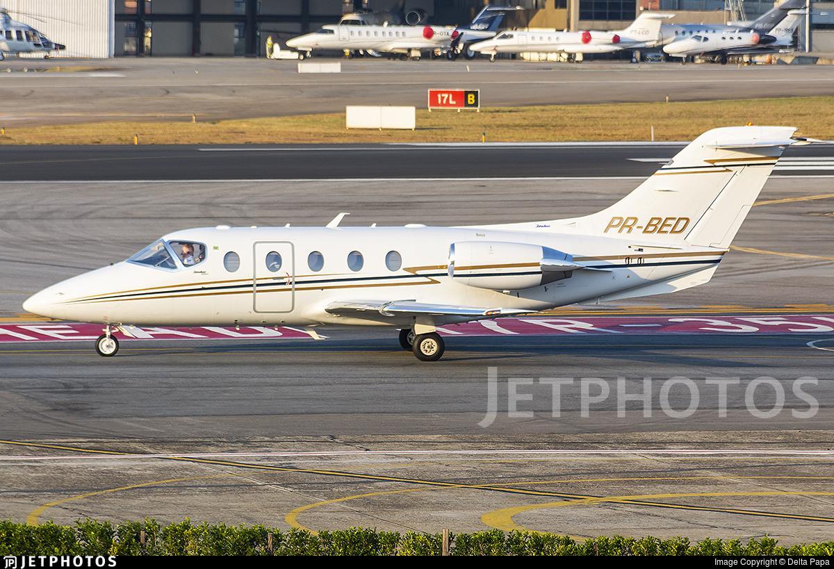 PR-BED - Beechcraft 400A Beechjet - Private