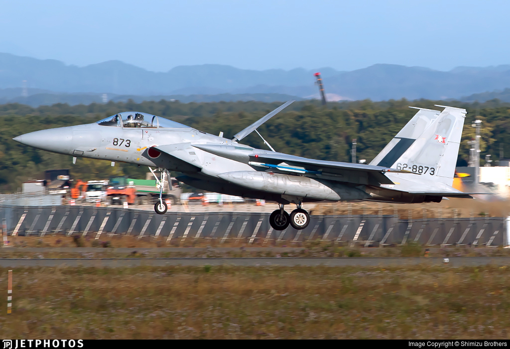 62-8873 - McDonnell Douglas F-15J Eagle - Japan - Air Self Defence Force (JASDF)