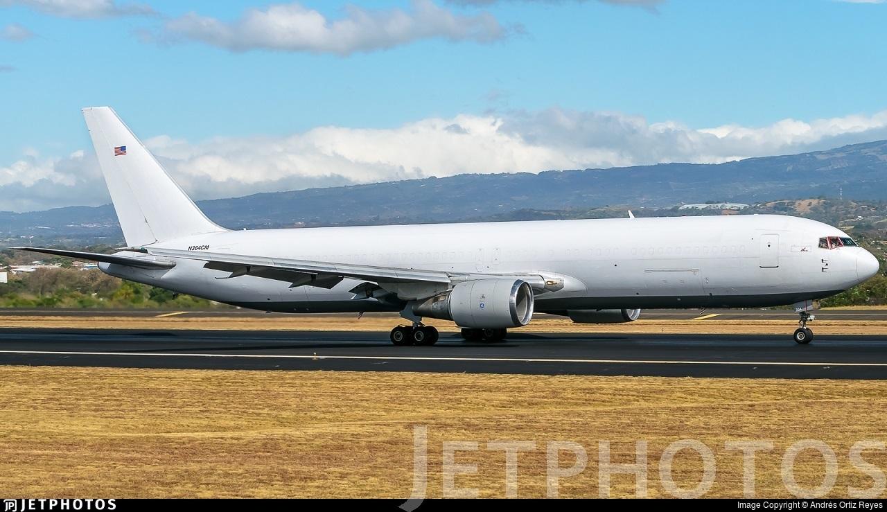 N364CM | Boeing 767-338(ER)(BDSF) | ABX Air | Andrés Ortiz