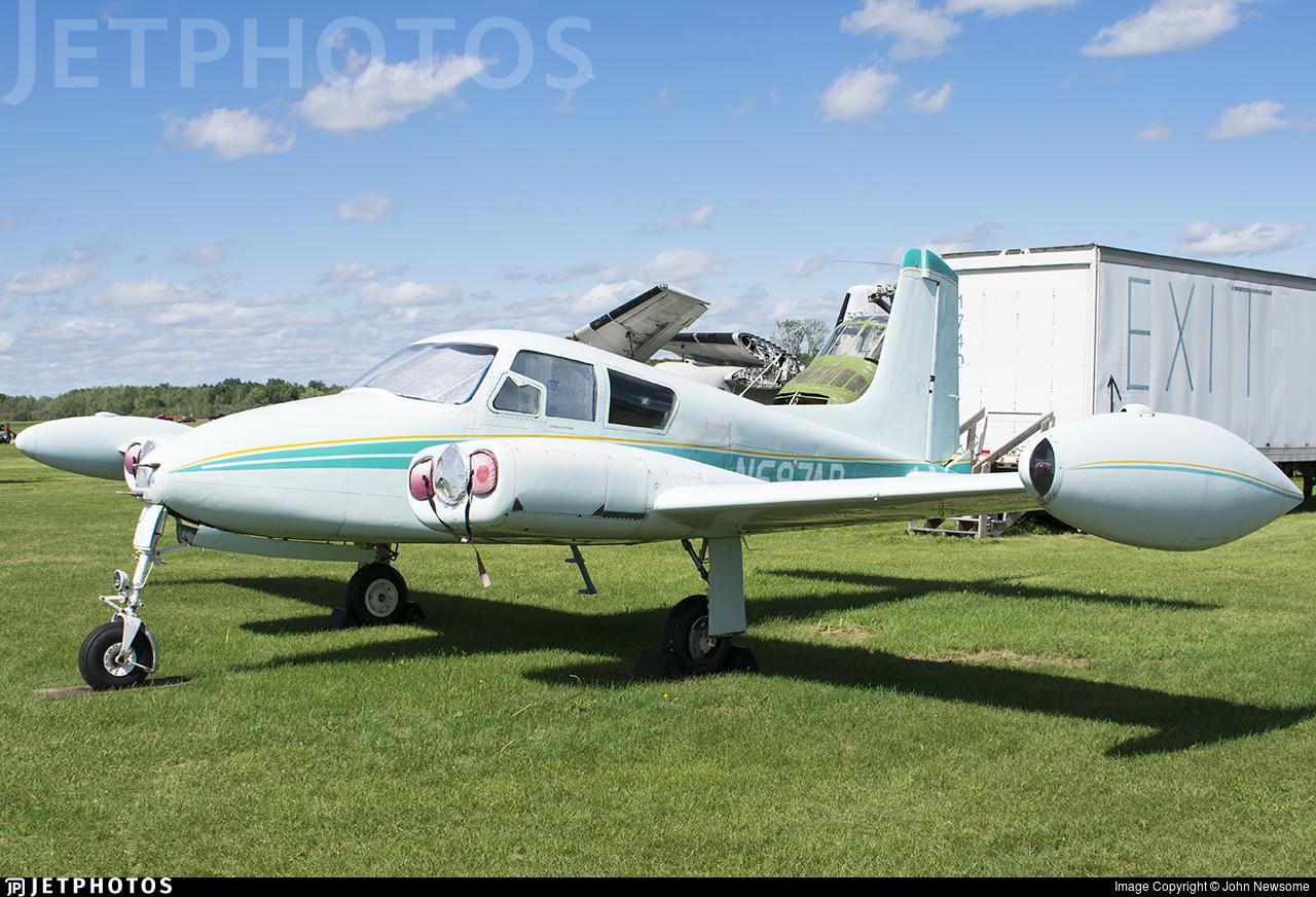 N597AR - Cessna 310B - Private