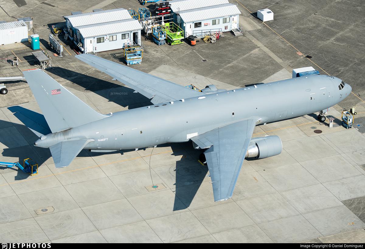 N461FT - Boeing KC-46A Pegasus - Boeing Company