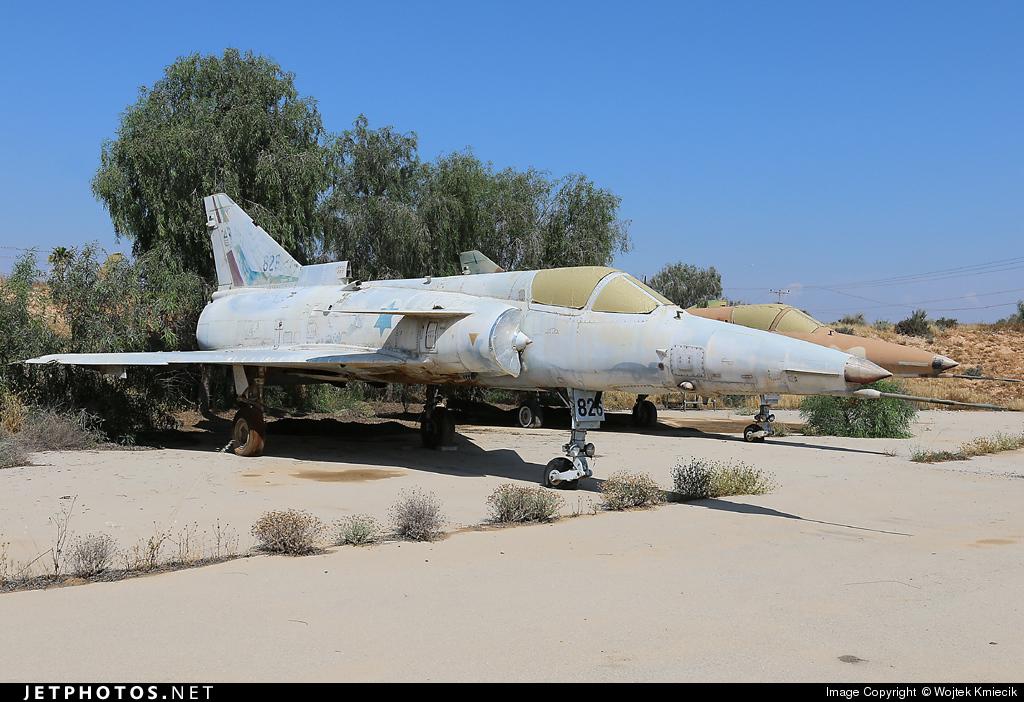 826 - IAI Kfir C2 - Israel - Air Force