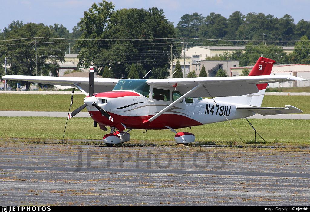 N4791U - Cessna TU206G Turbo Stationair - Private
