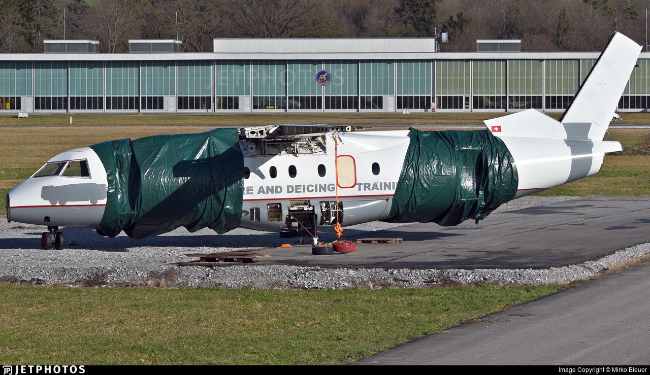 HB-AEV - Dornier Do-328-110 - Untitled