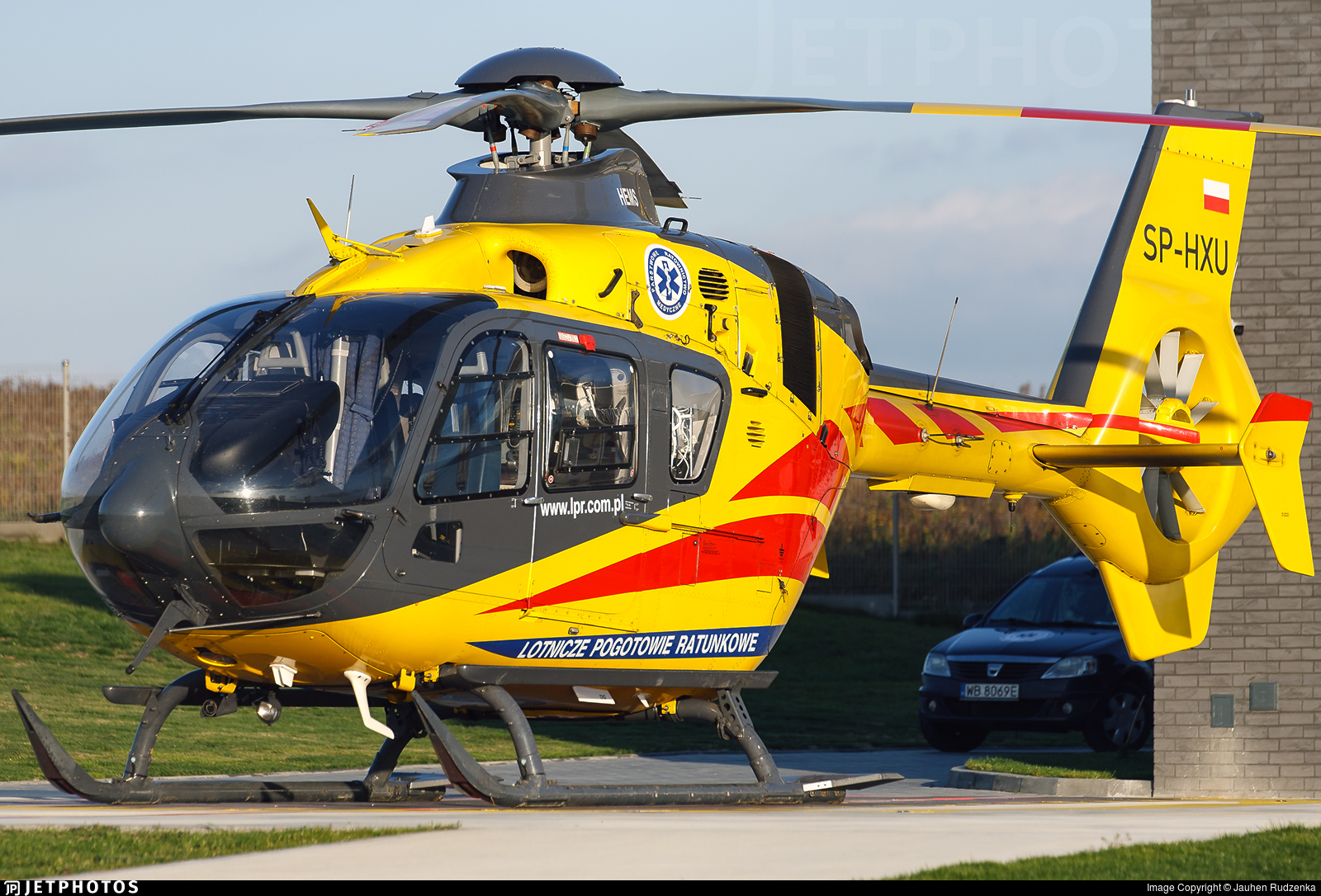 SP-HXU - Eurocopter EC 135P2+ - Poland - Medical Air Rescue