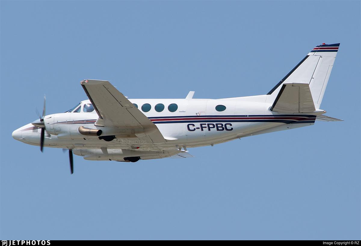 C-FPBC - Beechcraft 100 King Air - FlyGTA Airlines