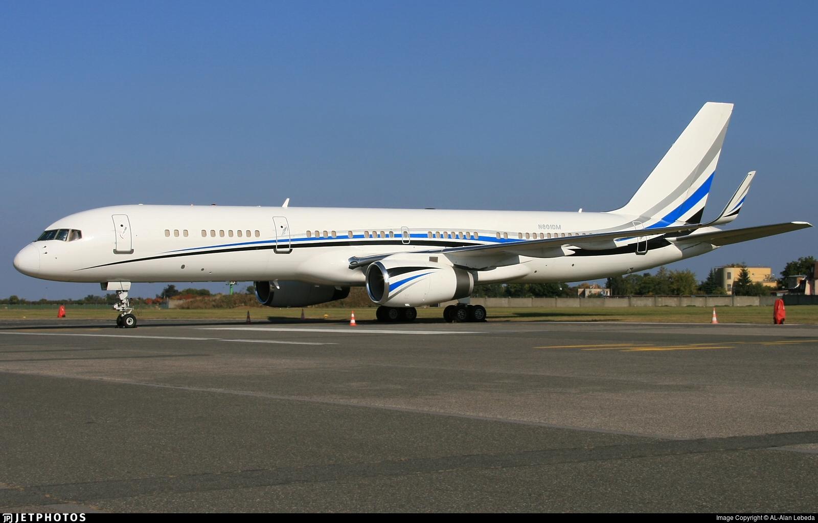 N801DM - Boeing 757-256 - Pace Airlines