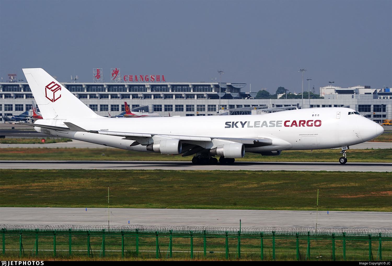 N908AR - Boeing 747-412F(SCD) - Sky Lease Cargo