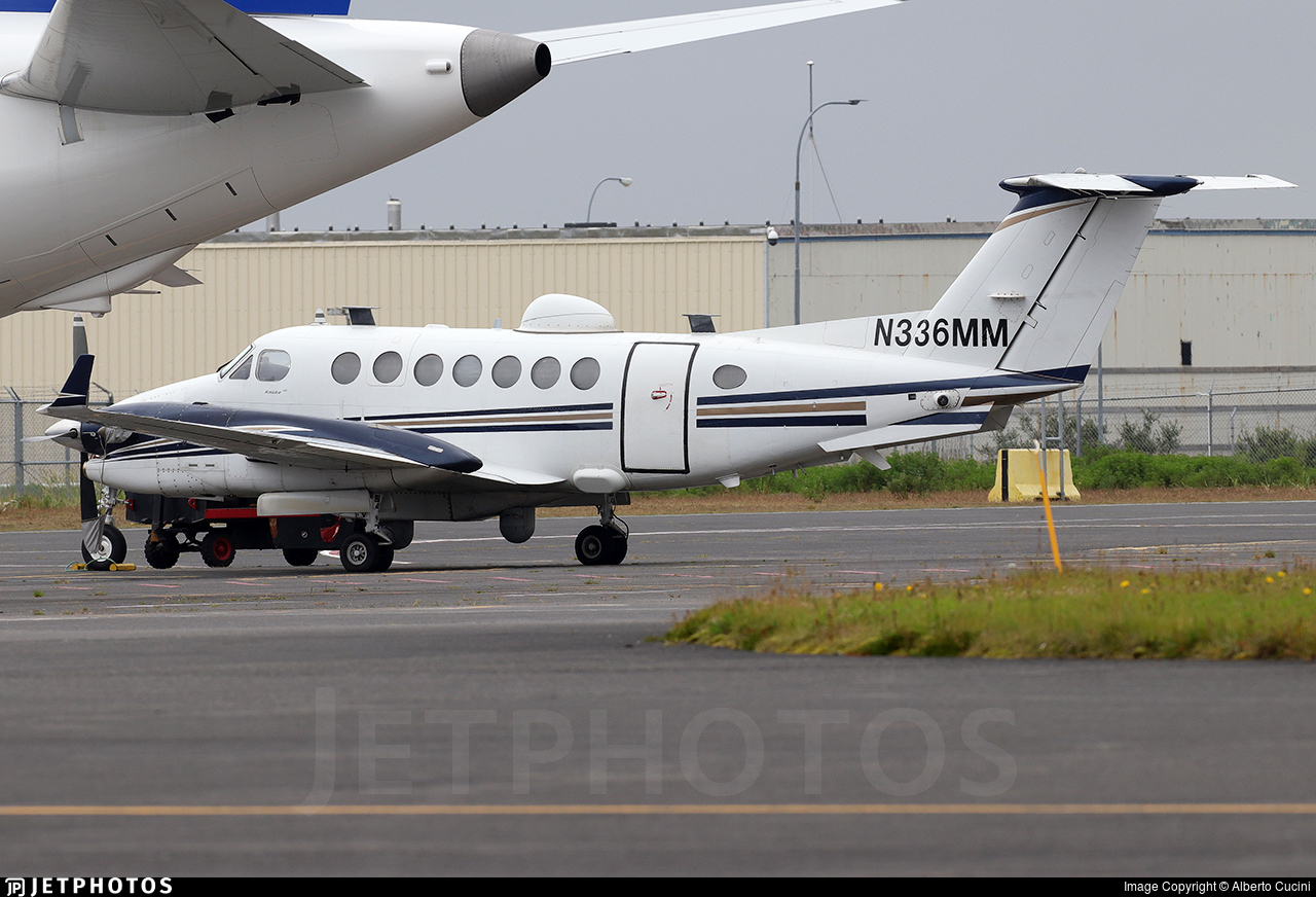 N336MM - Beechcraft B300 King Air - United States - Special Operations Command (USSOCOM)