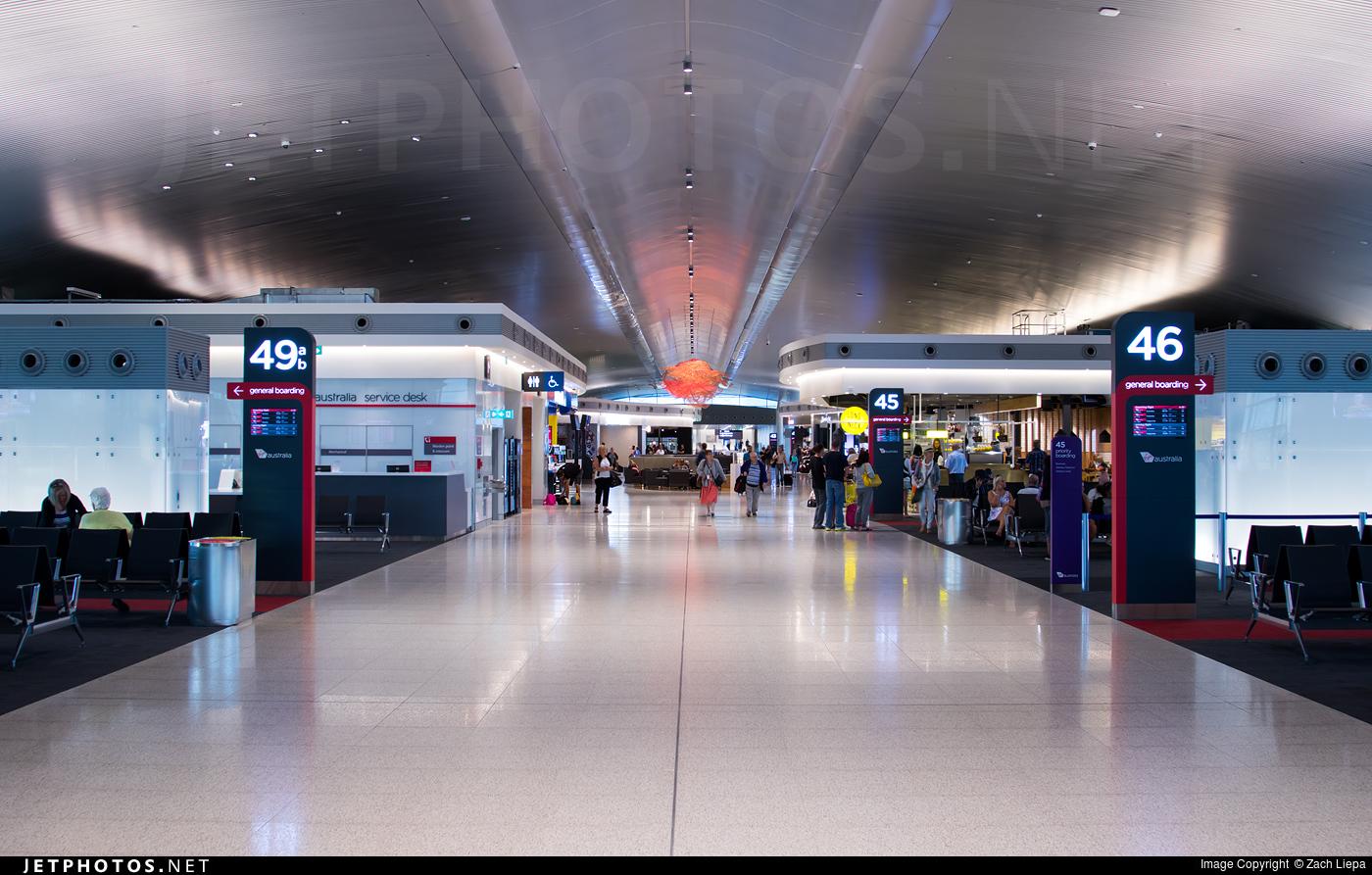 YPPH - Airport - Terminal