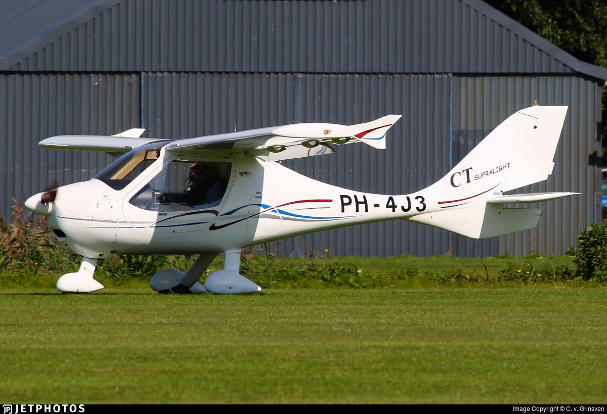 PH-4J3 - Flight Design CT-LS - Private