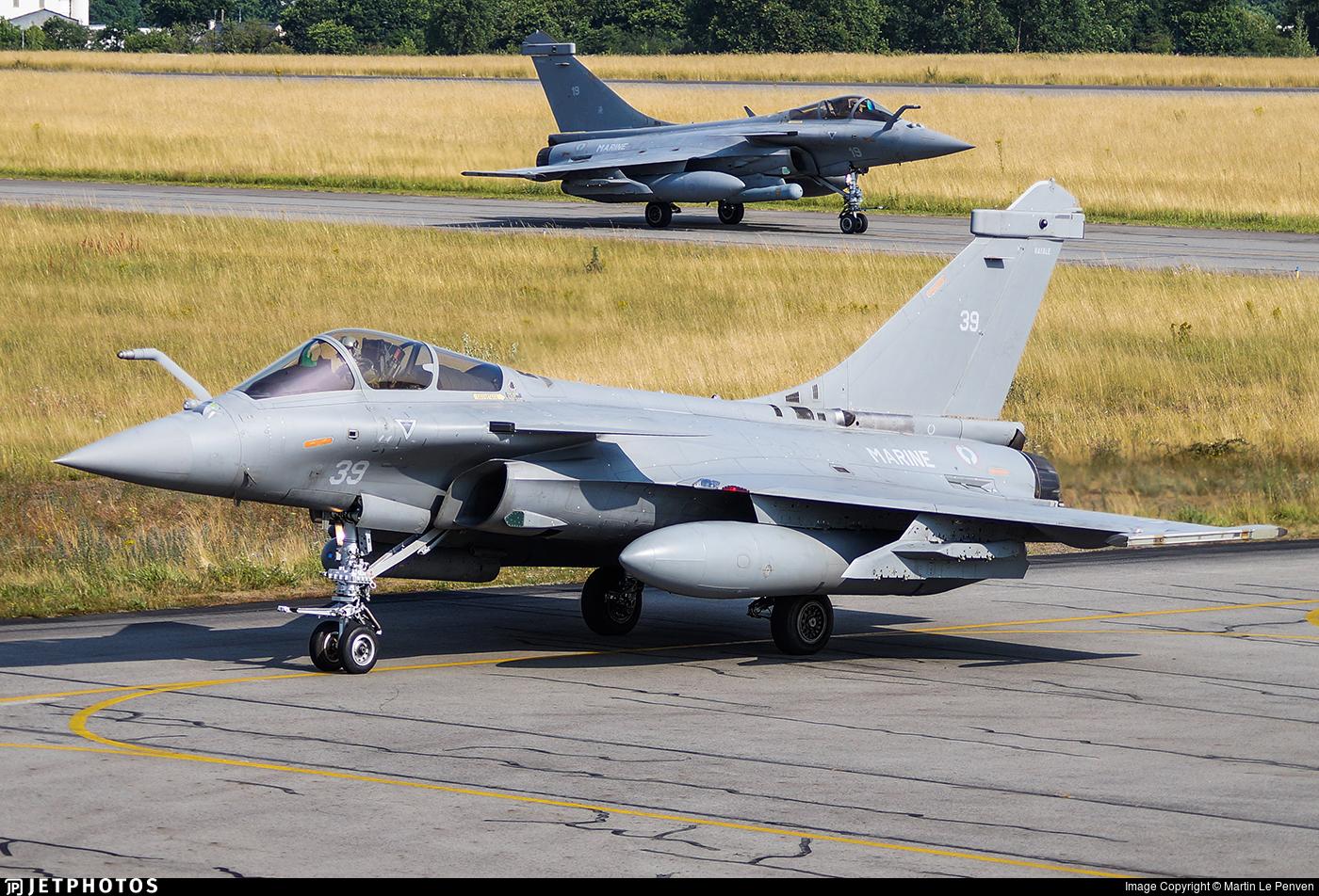 39 - Dassault Rafale M - France - Navy