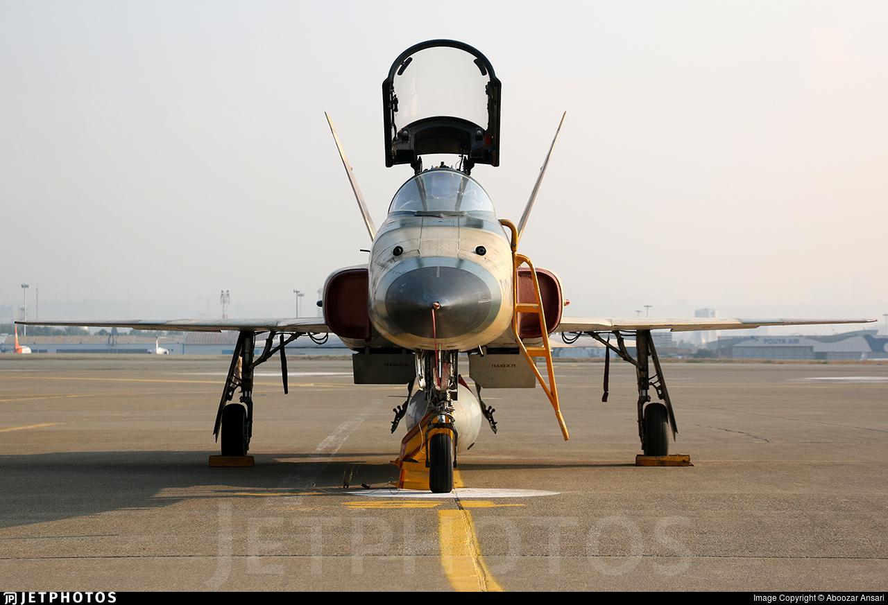 3-7368 - Northrop F-5E Saeghe - Iran - Air Force