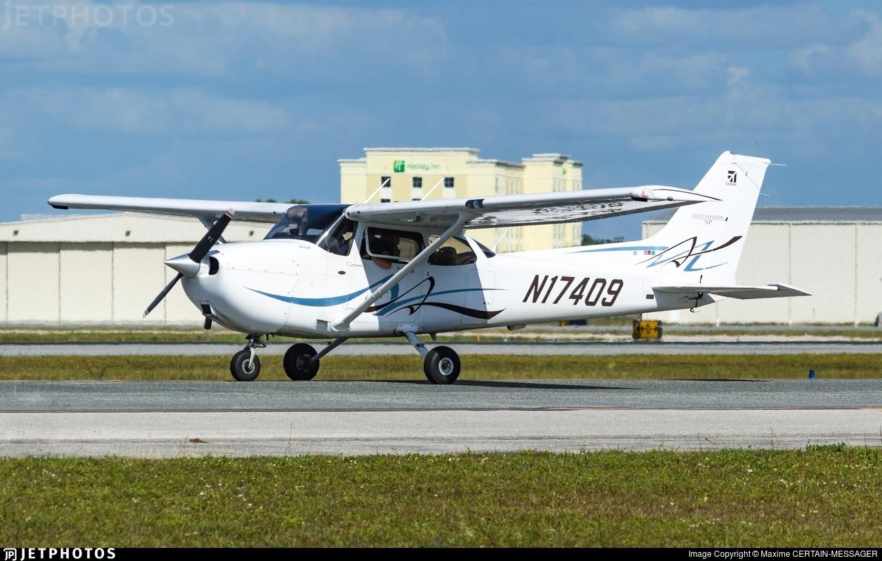 N17409 - Cessna 172S Skyhawk SP - Cirrus Aviation