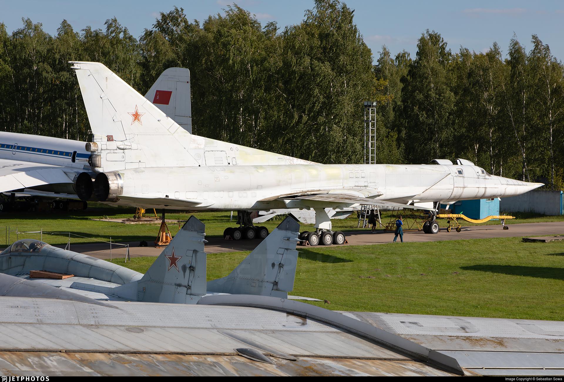 33 - Tupolev Tu-22M3 Backfire - Russia - Air Force