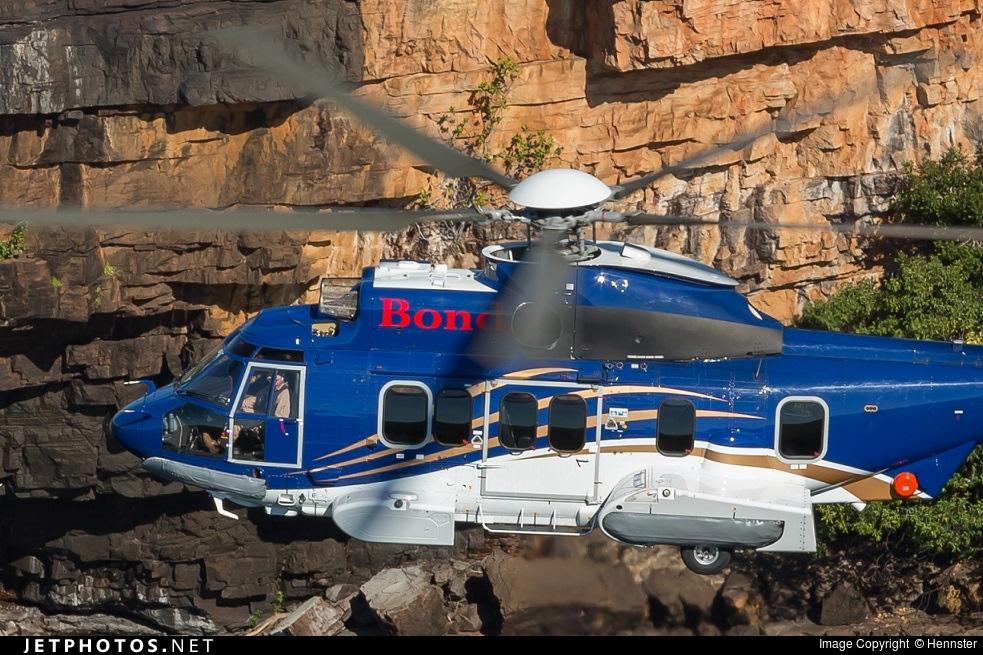 VH-NWC - Eurocopter EC 225LP Super Puma II+ - Bond Helicopters Australia