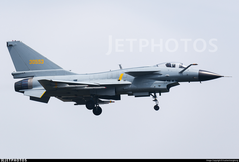 30553 - Chengdu J10A - China - Air Force