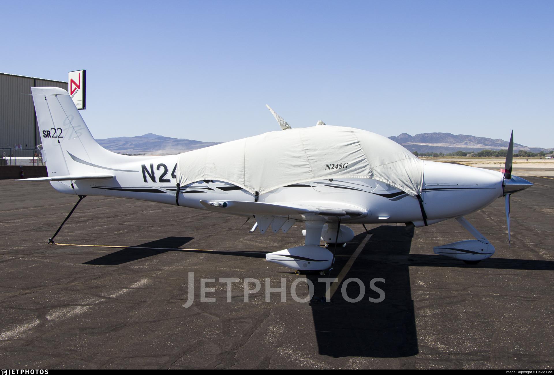 N248G - Cirrus SR22-GTS - Halo Aviation