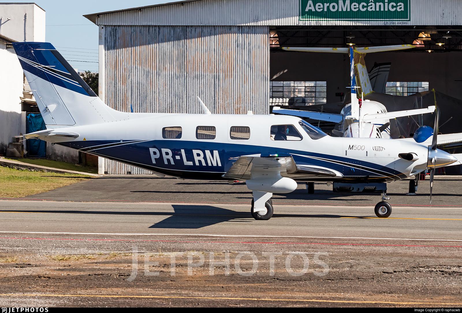 PR-LRM - Piper PA-46-M500 - Private