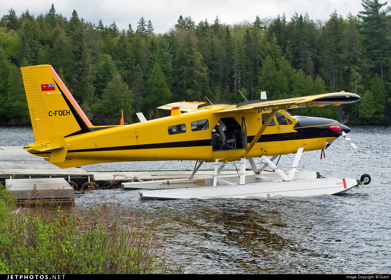 C-FOEH - De Havilland Canada DHC-2 Mk.III Turbo-Beaver - Canada - Ontario Ministry of Natural Resources