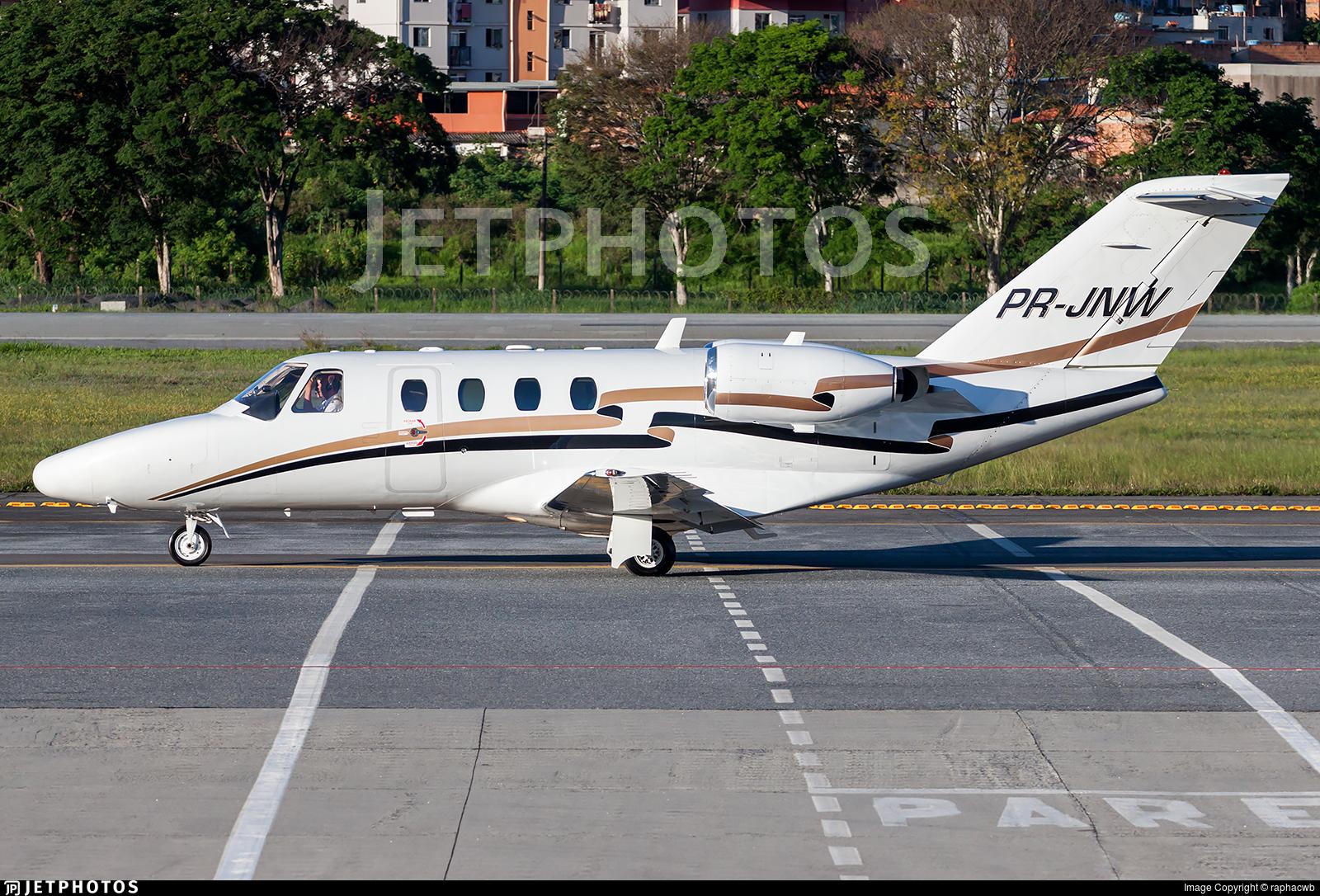 PR-JNW - Cessna 525 Citationjet CJ1 - Private