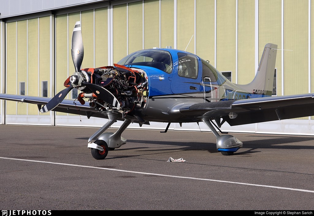 N662DP - Cirrus SR22T Carbon - Cirrus Design Corporation