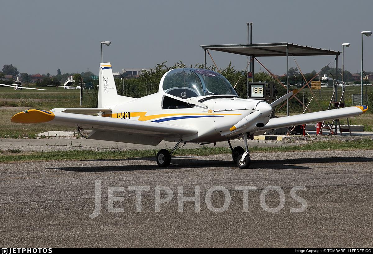 I-A429 - Alpi Pioneer 200 - Private
