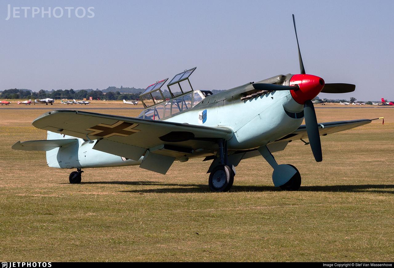 G-AWHC - Hispano HA1112 M1L Buchon - Private
