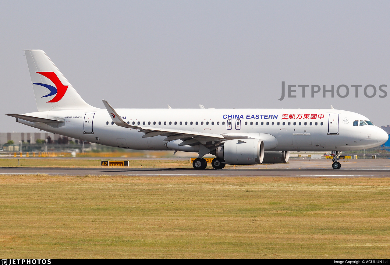 B-308A - Airbus A320-251N - China Eastern Airlines