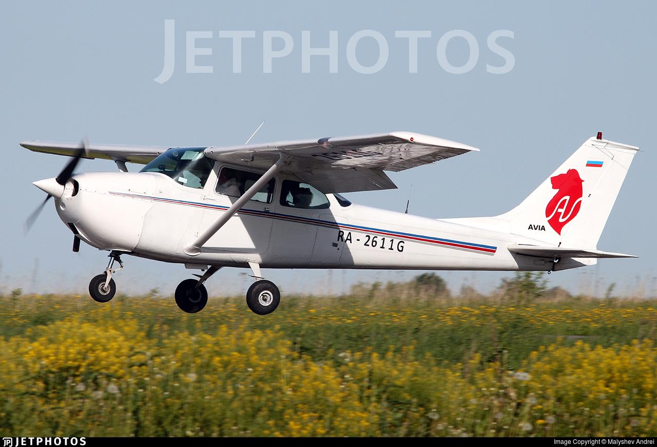 RA-2611G - Cessna 172N Skyhawk - Private