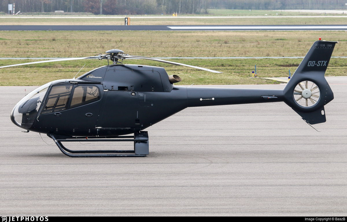 OO-STX - Eurocopter EC 120B Colibri - Private