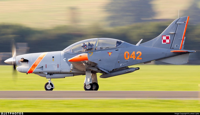 042 - PZL-Warszawa PZL-130 TC2 Orlik - Poland - Air Force