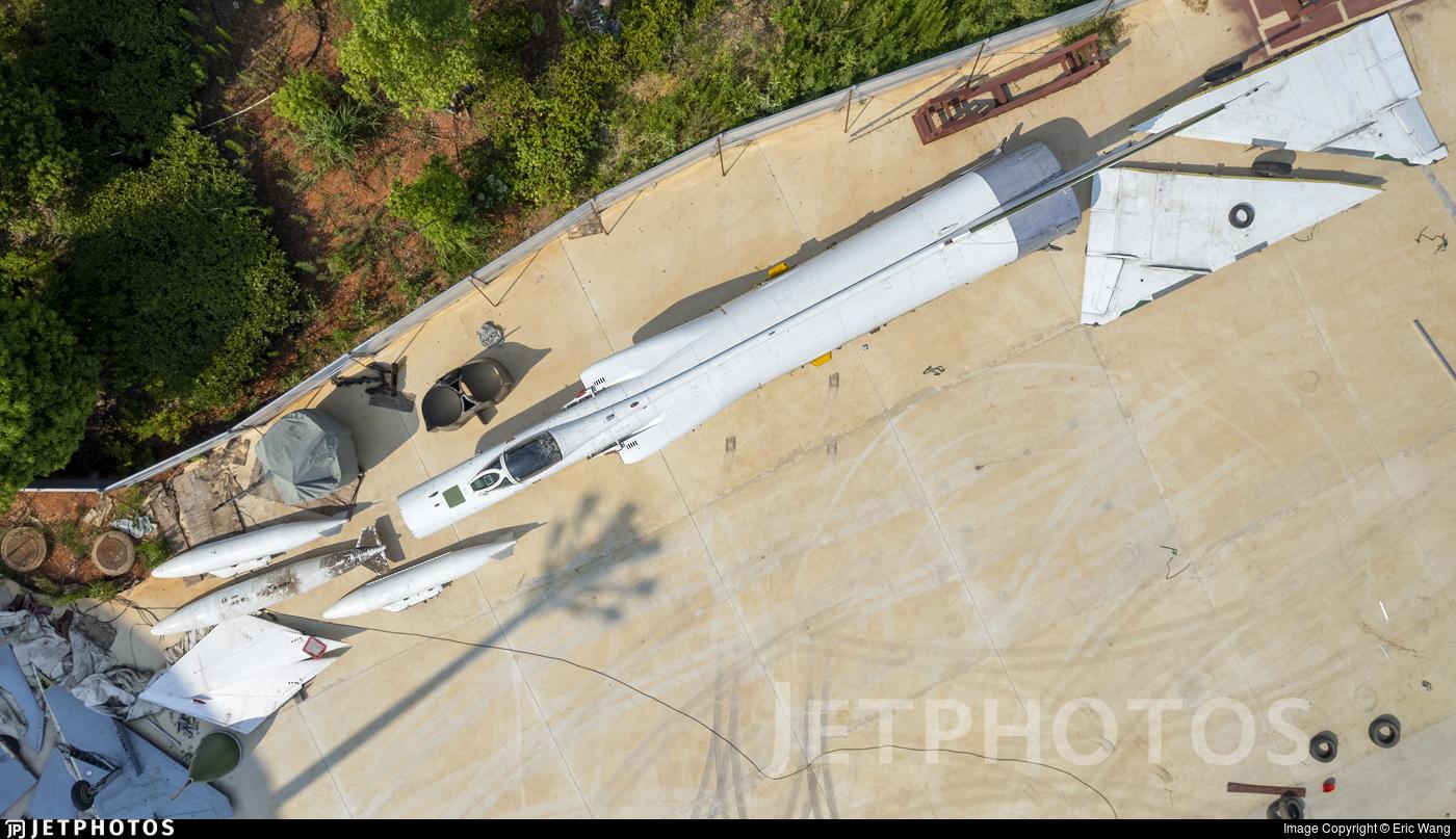 - Shenyang J-8II Finback-B - China - Air Force