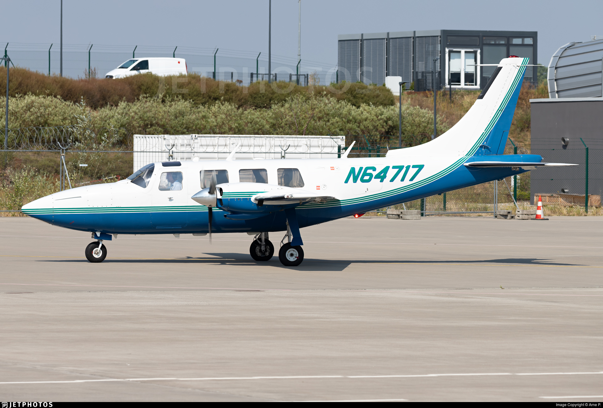 N64717 - Piper PA-60 602P Aerostar  - Private