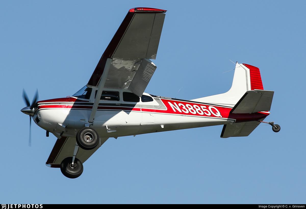 N3885Q - Cessna A185F Skywagon - Private
