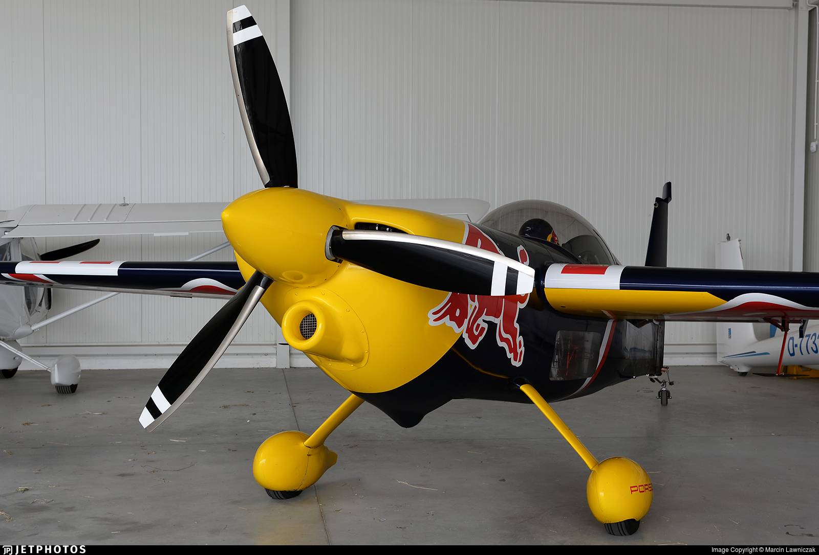 SP-YLC - Zivko Aeronautics Edge 540T - Private