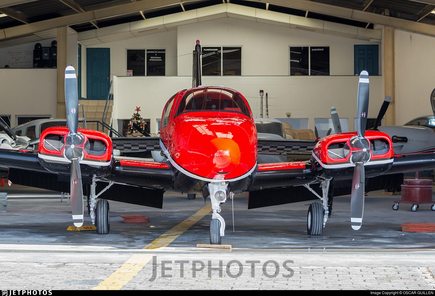 N55JX - Beechcraft 95-B55 Baron - Private