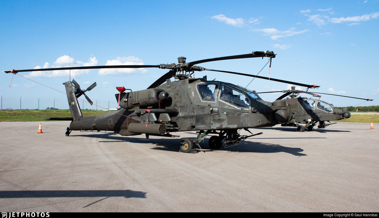 09-05610 - Boeing AH-64D Apache - United States - US Army