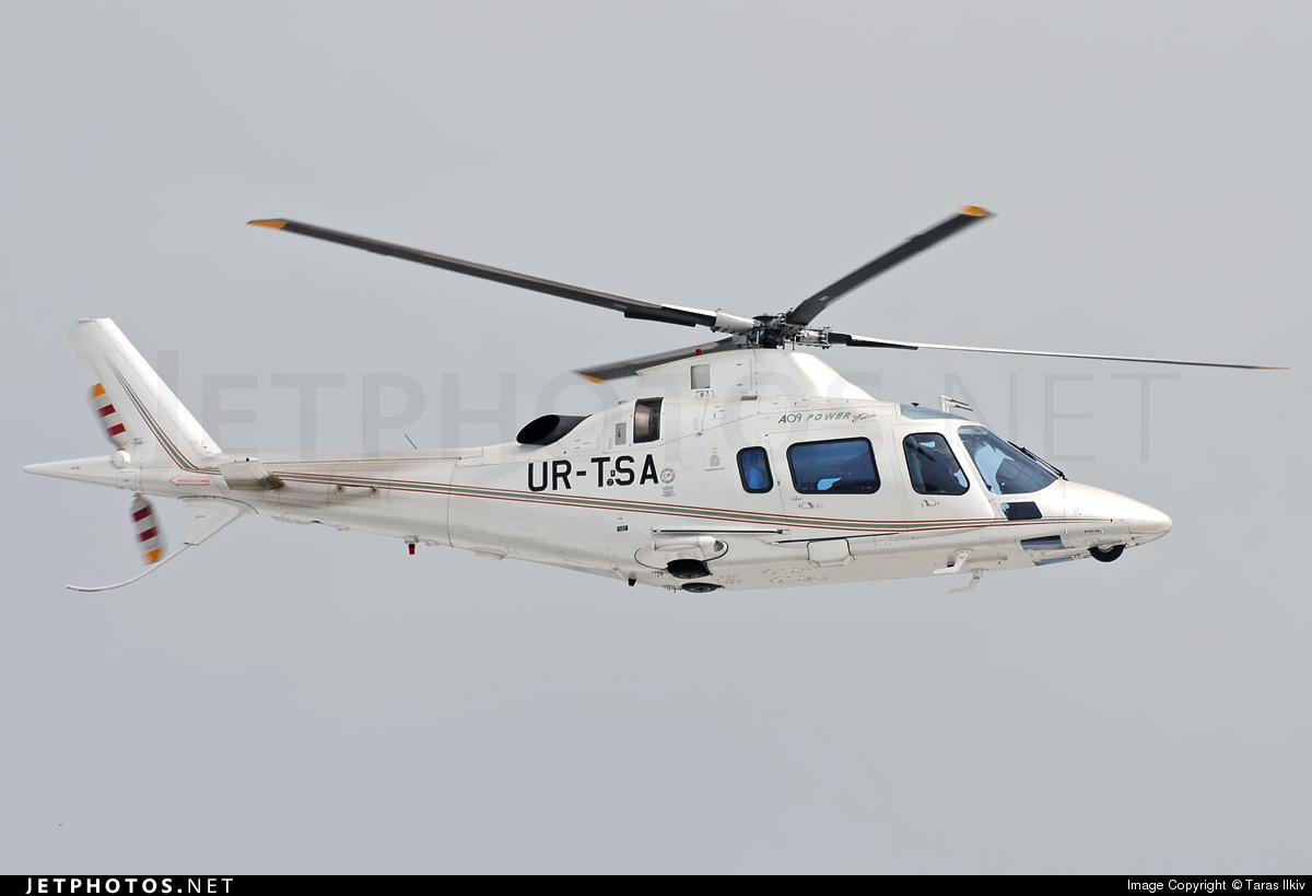 UR-TSA - Agusta A109 Power Elite - ISD Avia Aircompany