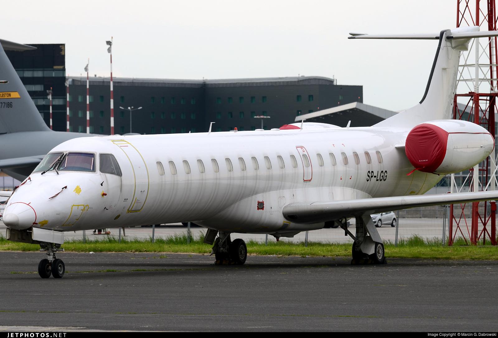 SP-LGG - Embraer ERJ-145MP - LOT Polish Airlines