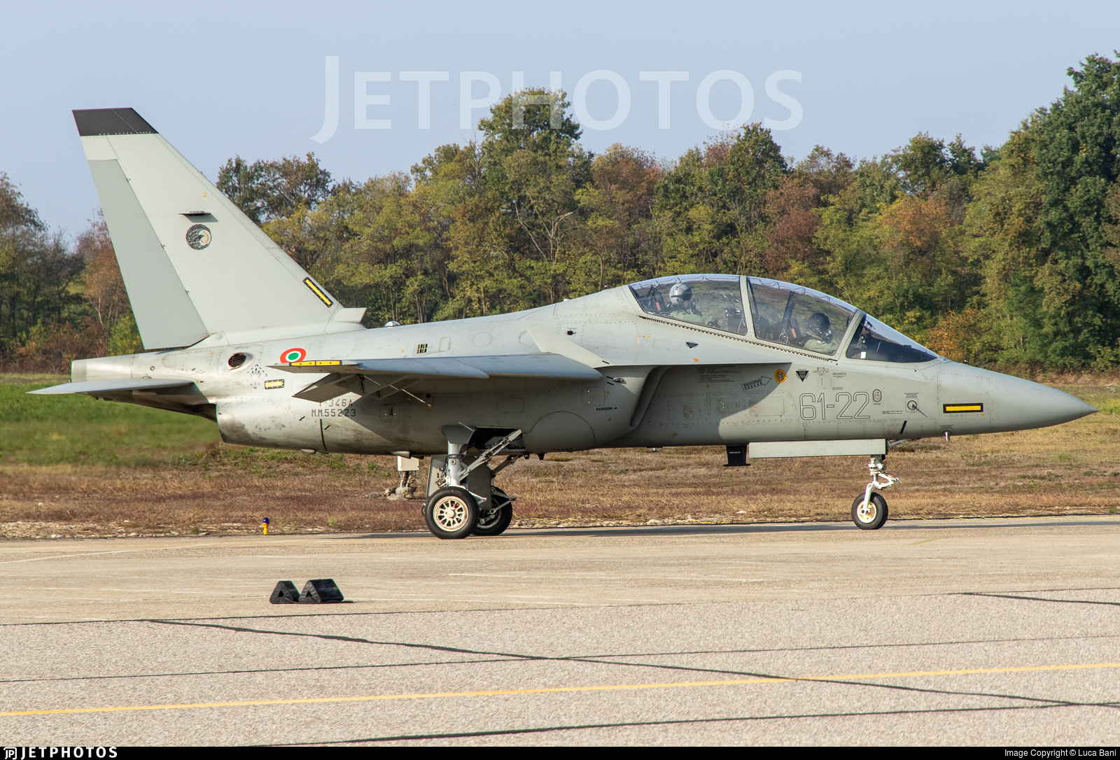 MM55223 - Alenia Aermacchi T-346A - Italy - Air Force