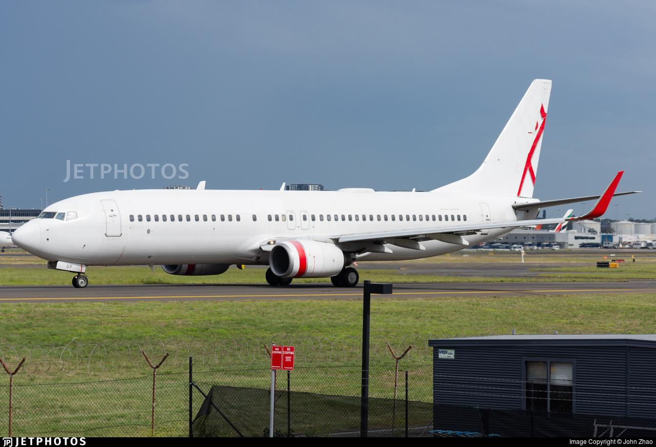 VH-VUF - Boeing 737-8FE - Virgin Australia Airlines