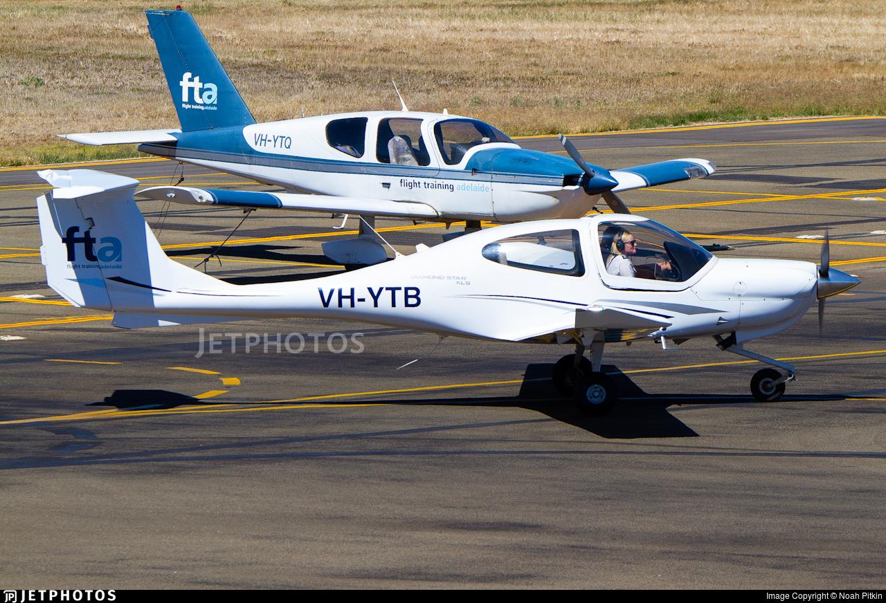 VH-YTB - Diamond DA-40 Diamond Star XLS - Flight Training Adelaide